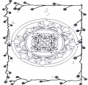 Kwiatowa Mandala 5