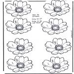 Maisterkowanie - Kwiatowy Wiszące 1