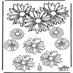 Maisterkowanie - Kwiatowy Wiszące 2