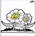 Różne - Kwiaty życzenia przyjścia do zdrowia 3