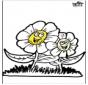 Kwiaty życzenia przyjścia do zdrowia 3