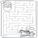 Boze Narodzenie - Labirynt Świąteczny 2