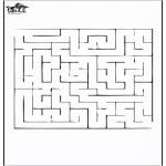 Maisterkowanie - Labyrint 2