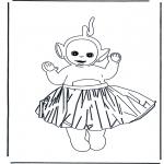 Przedszkolaki - Lala w spódniczce