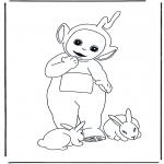 Przedszkolaki - Lala z króliczkami