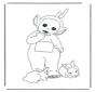 Lala z króliczkami