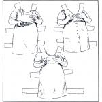 Maisterkowanie - Lalki - Ubieranki 6