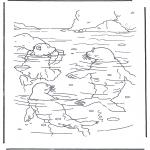 Przedszkolaki - Lars i mors