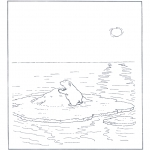 Przedszkolaki - Lars mały lodowy miś