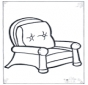Leniwe krzesło