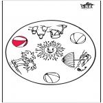 Mandala's - Letnia - Mandala
