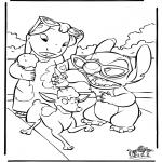 Bohaterowie Z Bajek - Lilo i Stitch 4