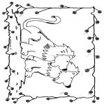 Zwierzęta - Lwice 6