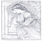 Malarz Burne-Jones