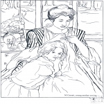 Różne - Malarz Cassatt