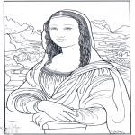 Różne - Malarz da Vinci