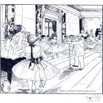Różne - Malarz E. Degas