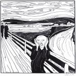Różne - Malarz Munch