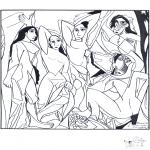 Różne - Malarz Picasso