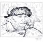 Malarz Van Gogh 2