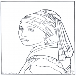 Różne - Malarz Vermeer