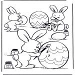 Tematy - Malowanie jajek