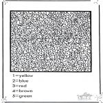 Maisterkowanie - Malowanie numerów