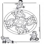 Mandala's - Małpkowa Mandala
