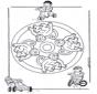 Małpkowa Mandala