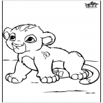 Zwierzęta - Mały Lew