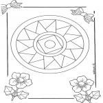 Mandala's - Mandala 10