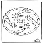 Mandala's - Mandala 34