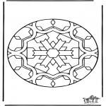 Mandala's - Mandala 35