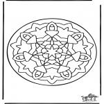 Mandala's - Mandala 36