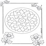 Mandala's - Mandala 9
