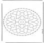 Mandala do haftowania 2