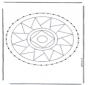 Mandala do haftowania 3