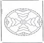 Mandala do haftowania 4