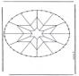 Mandala do haftowania 8