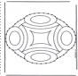 Mandala do haftowania 9