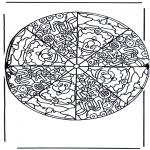 Mandala's - Mandala Gwiazdorów