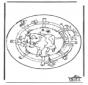 Mandala - Krowa