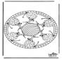 Mandala Mysz 1