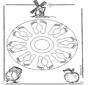 Mandala ze Stopami