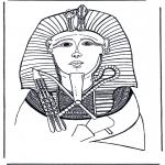 Różne - Maska Faraona