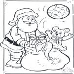 Boze Narodzenie - Mikołaj