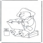 Przedszkolaki - Miś Paddington 1