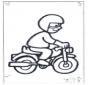 Motocyklista 2