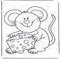 Myszka z serem