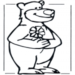 Zwierzęta - Niedźwiedź